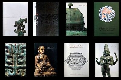 8 Chinese Ceramics Works Of Art Gisele Croes And More  Art B-41