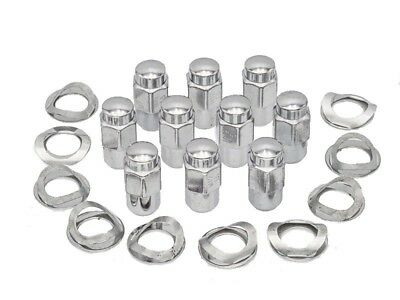 Power Train Components 98287 Wheel Nuts PTC