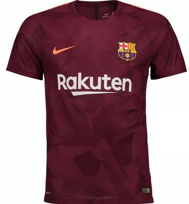 Barcelona Shirt Third Kit Brand New With Tags 2018 Local Stock
