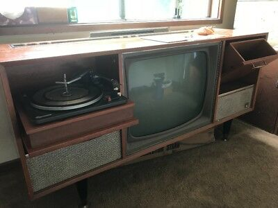 Antique astor 3 in 1 stereo