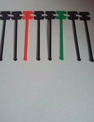 Vintage Swizzle Sticks - Top Of The Town Melbourne