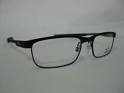 a1648a585b2 Brand New 100% Authentic Oakley Steel Plate OX3222-0352 Eyeglasses Frame  52mm