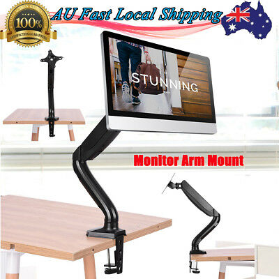 New Single Arm Desktop Rotatable Lifting for TV Display Screen Monitor Stand AU