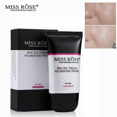 Miss Rose Pores Invisible Base Primer Oil Control Moisturizer Smooth Protection