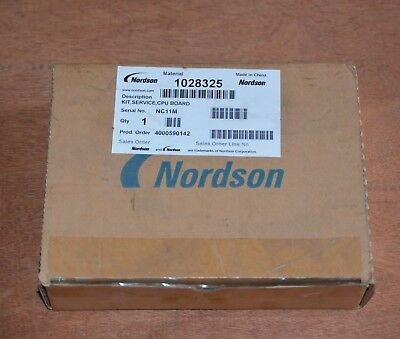 Nordson 1028325 1013730 Rev D Service Kit CPU Board for Hot Melt Glue Tank Pump