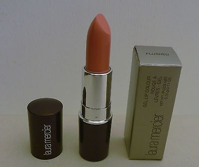 LAURA MERCIER Gel Lip Colour / Lipstick, #Flushed, Brand New in Box!