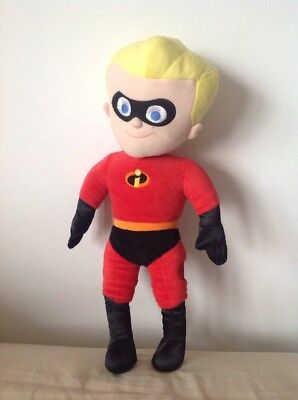 "Disney Store Exclusive The Incredibles 16"" Talking Dash Plush Doll/Toy"