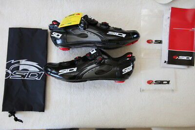 New Sidi Wire Carbon Cycling Shoes