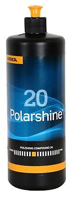Mirka Polarshine Mira Polishing 20 1000 Ml Removes Scratches 7992000111