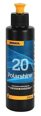 Mirka Polarshine Mira Polishing 20 250 Ml Removes Scratches and Berabeitung