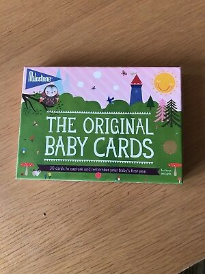 The Original Baby Cards - Baby Milestone Cards