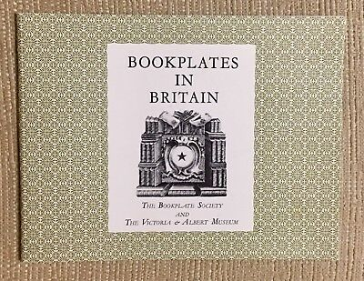 Bookplates In Britain Booklet 1979 As New