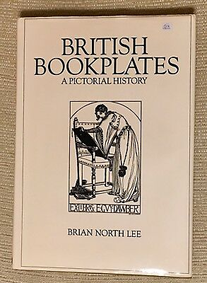 British Bookplates A Pictorial History Brian North Lee Ist Edtn 1979