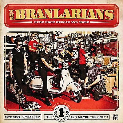 BRANLARIANS *  The First And Maybe Only  LP Neu