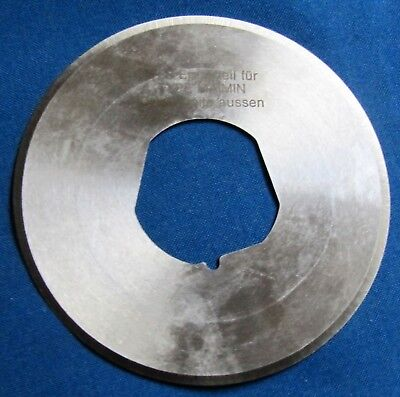 """Maimin 4 -  4"""" Round Cloth Cutter Blade For Model 54"""