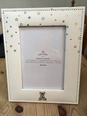 John Lewis Baby Photo Frame
