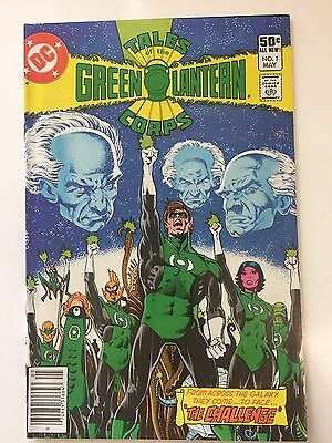 Tales of the Green Lantern Corps (1981) #1