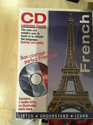 French Cd Language Course
