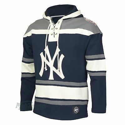 NEW New York Yankees Superior 47 Lacer Hood