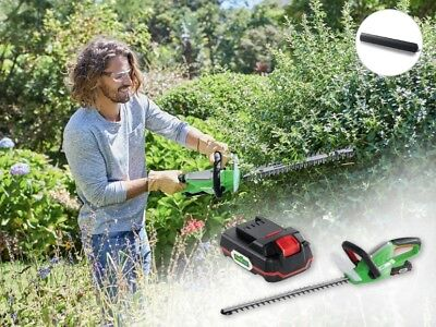 Florabest 20V Li-Ion battery 2(Ah) Powerful Cordless Hedge Trimmer 520(mm) new