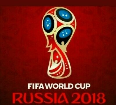 FIFA Panini Adrenalyn XL 2018 World Cup Russia Complete Team Sets