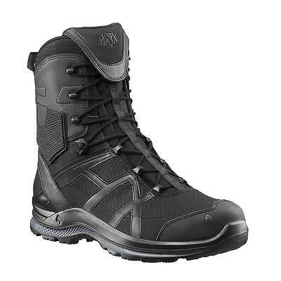 Haix Black Eagle Athletic 2.0 High Sidezipper Outdoor Adventure Stiefel Boots 46