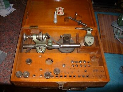 Pultra 10 Lathe Watch Makers ++ Flip Over Graver Rest + Much More