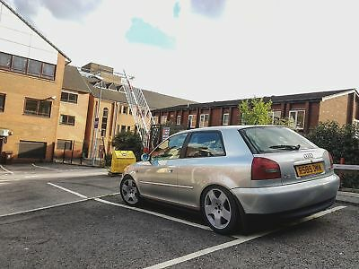 Audi A3 1.6 70k with Coilovers - spares or repairs