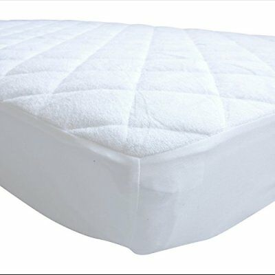 Pack N Play Crib Mattress Pad Cover Fits and or Mini Portable Playard Mattresses