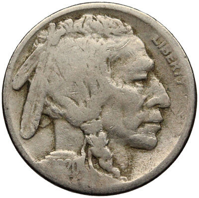 1920-S 5C Buffalo Nickel - Price Per Coin