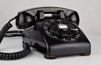 Vintage Antique Fully Refurbished Western Electric 500 (Early Model)-SKU - 21305