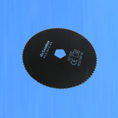 DeSoutter 6250 PTFE (Teflon) Coated Cast Saw Blade