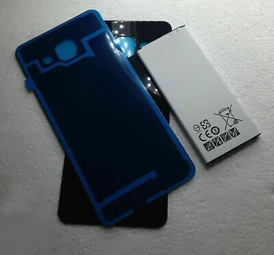 Samsung Galaxy A3 A310 A310f 2016 Battery Rear Back Glass Door Cover Black White