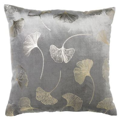 NEW Maison by Rapee Drift Cushion in Pink, Silver