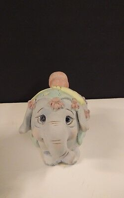 Dreamsicles Collectible Treasures - #dx476 - Nativity Elephant