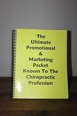 Erich Breitenmoser The Ultimate Promotional & Marketing Plan Retails $997