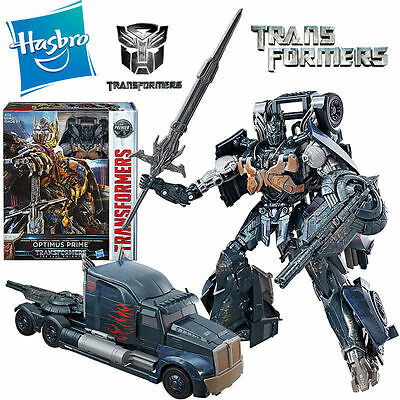 Transformers Shadow Spark Optimus Prime The Last Knight Premier Edition Toy Set