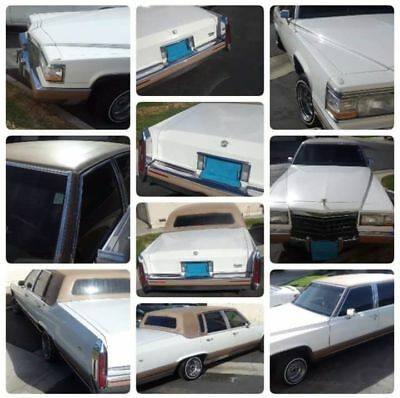 1992 Cadillac Brougham  25 year old Classic Caddy! Must see to appreciate!