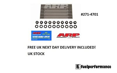 NEW ARP Head Stud Kit for Suzuki GSX 1300R Hayabusa '99-'05 kit #: 271-4701