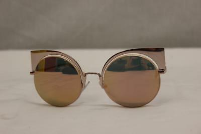 Geniune Fendi FF0177/S Z5D0J Pink Cat Eye Sunglasses Made In Italy NEW!