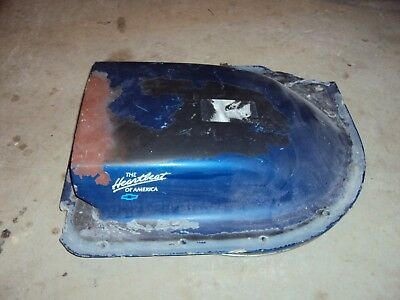 1970-76 Pontiac Trans Am Shaker Hood Scoop & Ring