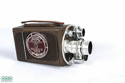 Bell & Howell Filmo Auto Master Super 8 Movie Camera *AS/IS*