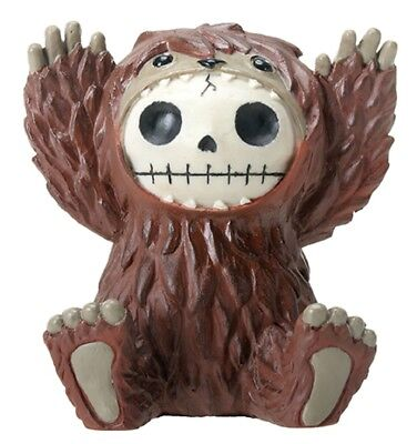 Furrybones Figurine -   Bigfoot  --- New Larger Size