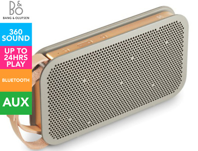 BeoPlay A2 Portable Bluetooth Speaker - Natural