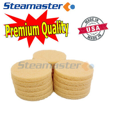 """CARPET CLEANING 8"""" Fibre Plus Pads extraction machine accessories wand jets HOSE"""