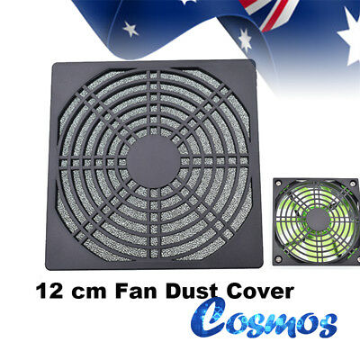 Dustproof 120mm Mesh Case Cooler Fan Dust Filter Cover Grill PC Computer DIY