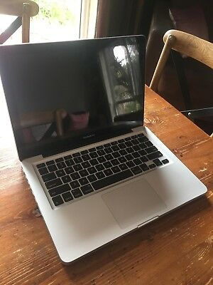 """Apple Macbook Pro 13"""" Mid 2012 - 4GB Ram - Good Condition - New 2017 Charger"""