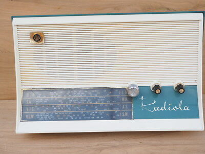 VINTAGE OLD LARGE SIZE AWA RADIOLA, OLD RADIO (i801)