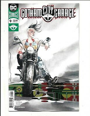 GOTHAM CITY GARAGE # 9 (DC Comics, APR 2018), NM NEW