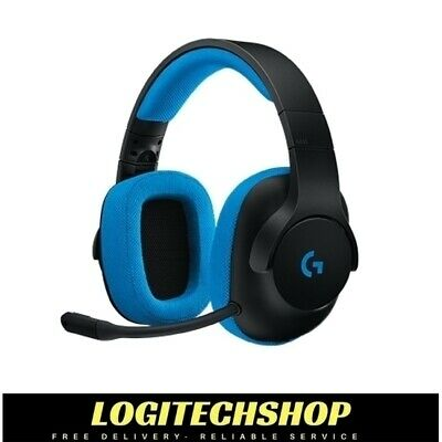 Logitech G233 Prodigy Wired Gaming Headset (Free Postage)
